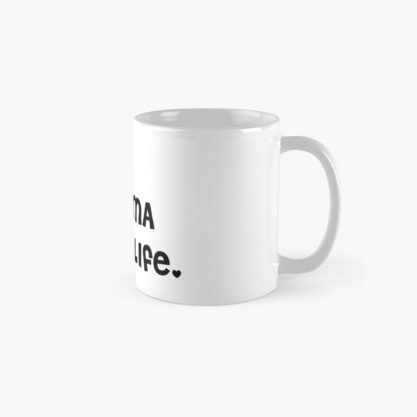 KDrama Is My Life. Classic Mug