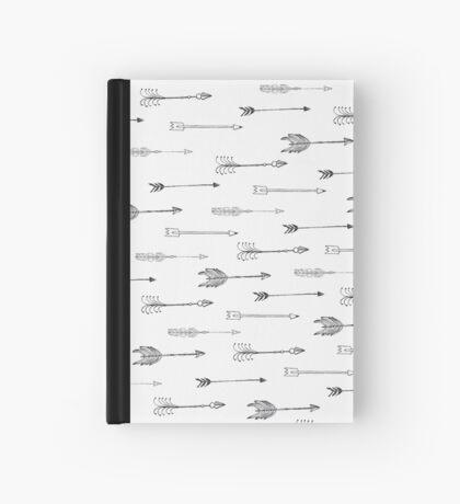 Arrows Hardcover Journal
