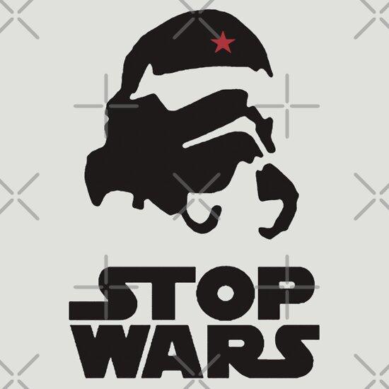 TShirtGifter presents: STOP WARS