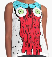 Tentacle Zombie Contrast Tank