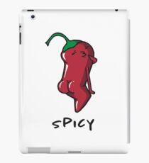 Spicy iPad Case/Skin
