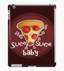 Slice, slice, baby! iPad Case/Skin