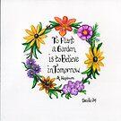 Believe in Tomorrow by Parnilla