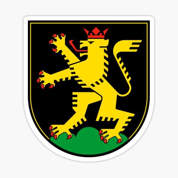 Heidelberg Coat of Arms, Germany Sticker