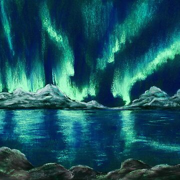 Aurora Borealis by gracefullizard