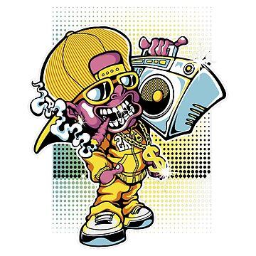 Hip Hop by jairodota10