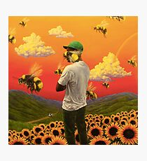 Flower Boy - Tyler The Creator Photographic Print