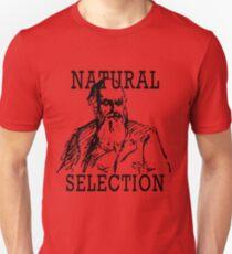 natural selection Darwin design T-Shirt