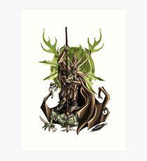 Wanderer Prince Art Print