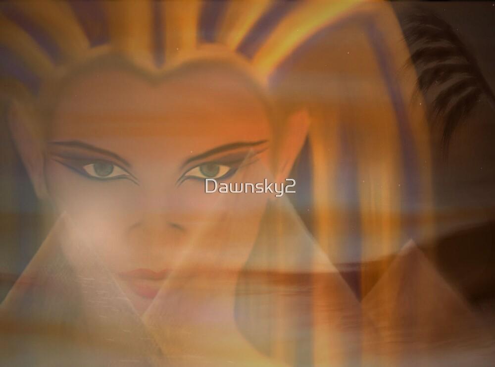 Hatshepsuts dream by Dawnsky2