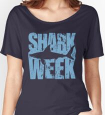 Shark Week Women's Relaxed Fit T-Shirt