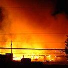 Midnight Fire by Merilyn