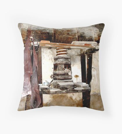 OLD, UNLOVED AND UNUSED Throw Pillow