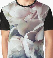 Pastel Flowers  Graphic T-Shirt