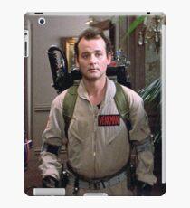 Ghostbusters - Peter Venkman iPad Case/Skin