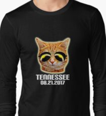 Total Solar Cat Eclipse Tennessee 21.08.2017 T-Shirt