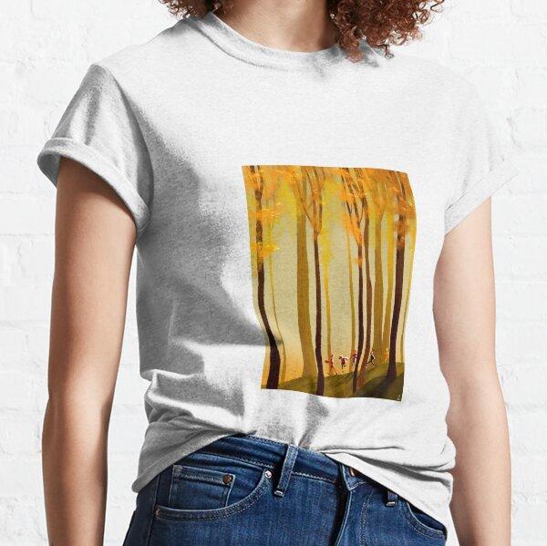arbores loqui latine Camiseta clásica