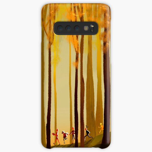 arbores loqui latine Samsung Galaxy Snap Case