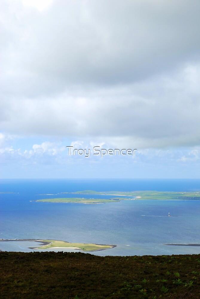 Sligo Bay by Troy Spencer