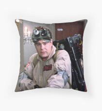 Ghostbusters - Ray Stantz Throw Pillow