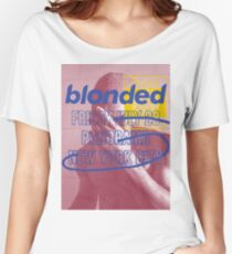 blonded Panorama Women's Relaxed Fit T-Shirt