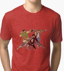 voltron team ginyu force Tri-blend T-Shirt