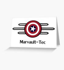 Marvault-Tec Greeting Card