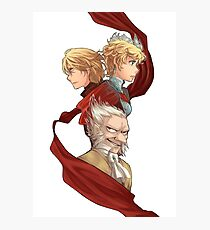 Radiant Historia Photographic Print