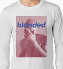 Red Frank blonded Long Sleeve T-Shirt