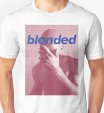 Red Frank blonded Unisex T-Shirt