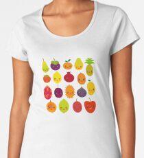 Happy Fruit Women's Premium T-Shirt