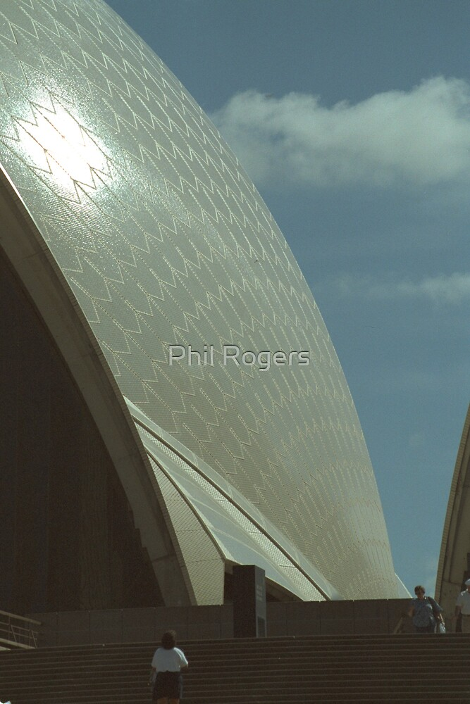 Sydney Opera House by Phil Rogers