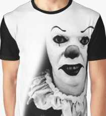 IT horror clown Graphic T-Shirt