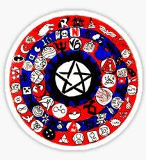 Fandom Fusion  Sticker