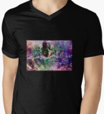 Lifeline or The Truth Behind Flowers Mens V-Neck T-Shirt