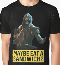 Cayde-6 and the Chicken Graphic T-Shirt