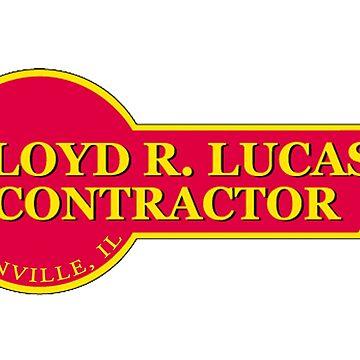 Lloyd R. Lucas - Contractor by kassette