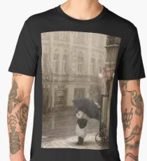 It's raining outside Men's Premium T-Shirt