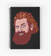 Thirsty Tormund Spiral Notebook