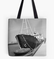 Dock side Tote Bag