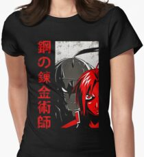 Fullmetal Alchemist Women's Fitted T-Shirt