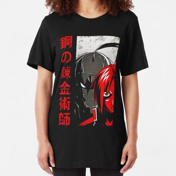 Fullmetal Alchemist Slim Fit T-Shirt
