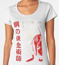 Fullmetal Alchemist Women's Premium T-Shirt