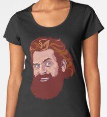 Thirsty Tormund Premium Scoop T-Shirt