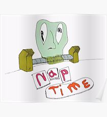 Nap Time Poster