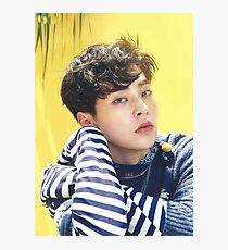Xiumin - EXO - KoKoBop THE WAR Photographic Print