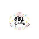 Girl Power by 4ogo Design