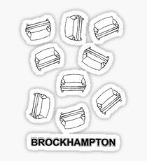 brkhmptn 2 Sticker