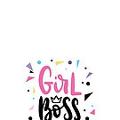 Girl Boss by 4ogo Design