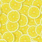 Lemon pattern by 4ogo Design